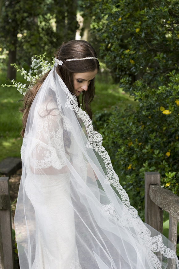 Mark Kara Elie Saab Wedding Dress