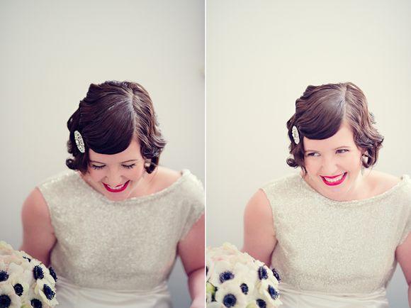 An Art Deco 1920s Inspired London Winter Wedding Love My Dress