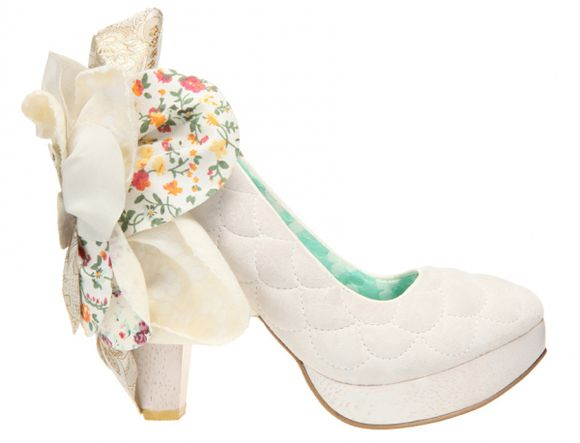 New Irregular Choice Wedding Shoes Horse Carriage Collection