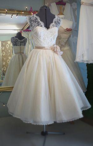 Ballet Length Dress