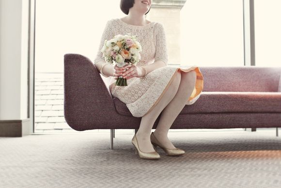 f8561a020 aafbcab wi - White Tights and Peach Pretty ~ A 1960s Inspired Private  Members Club Wedding