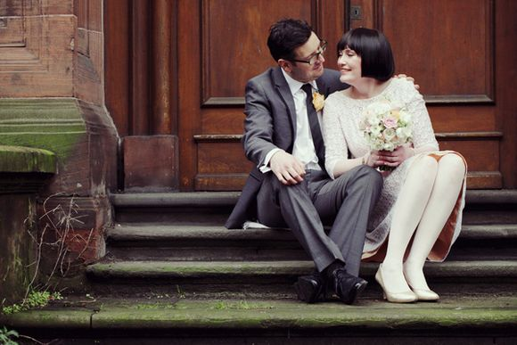 4f8dd64fe aafbcec wi - White Tights and Peach Pretty ~ A 1960s Inspired Private  Members Club Wedding
