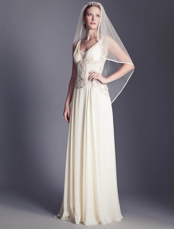 The Temperley Bridal Florence 2013 Collection Elegance And