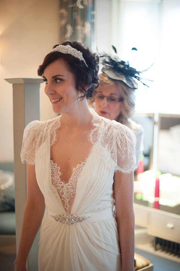 Aafbceeabfad Pi Aspen By Jenny Packham For A Vintage Inspired Wedding At The George In