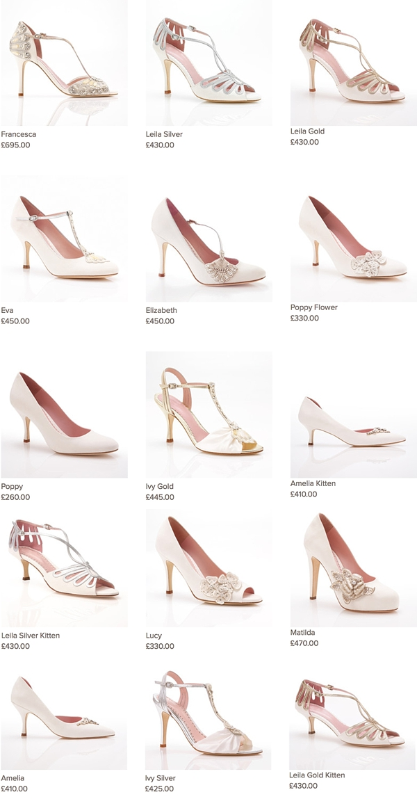 18b2e5c111d0 aafbcccadb wi - Win A Pair of Emmy Shoes For Your Wedding Day