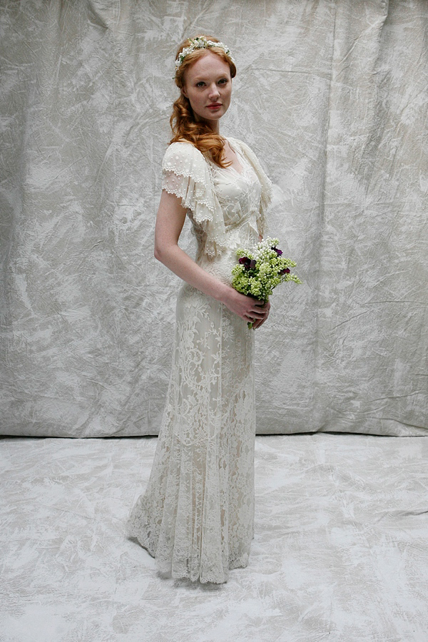 Sally Lacock Vintage Inpsired Wedding Dresses For The