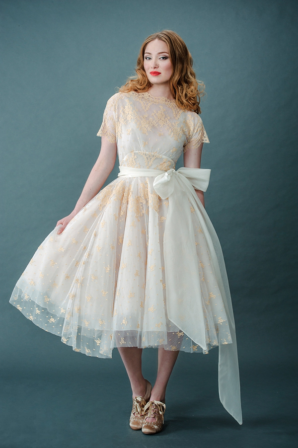 Coloured Wedding Dresses Inspiration For The Bride Who Doesn T