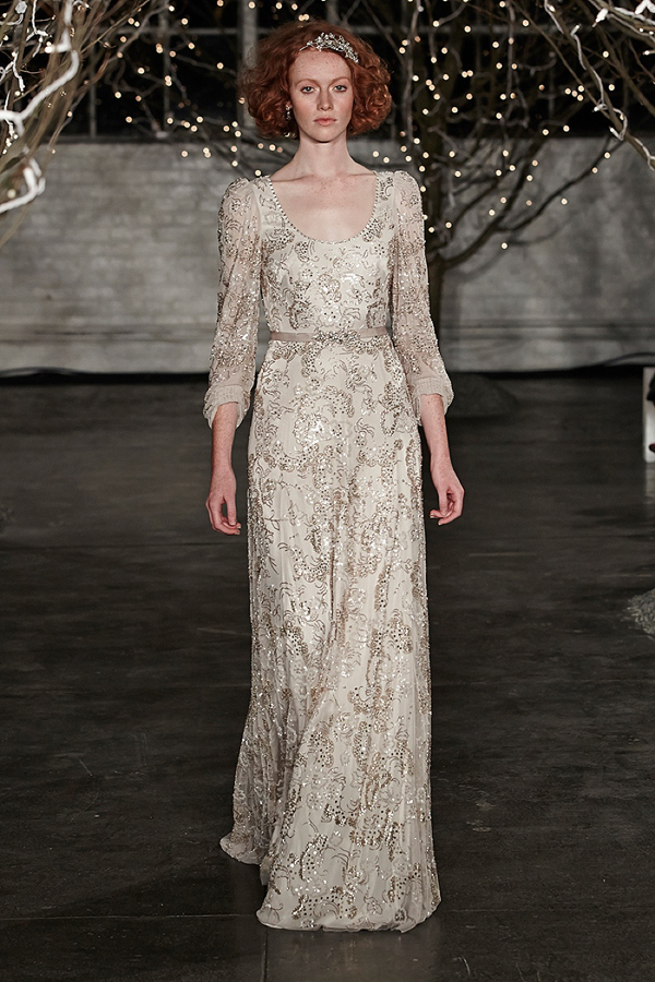 63f516d9f984f Jenny Packham ~ Spring/Summer 2014 Bridal Wear Collection (Includes ...