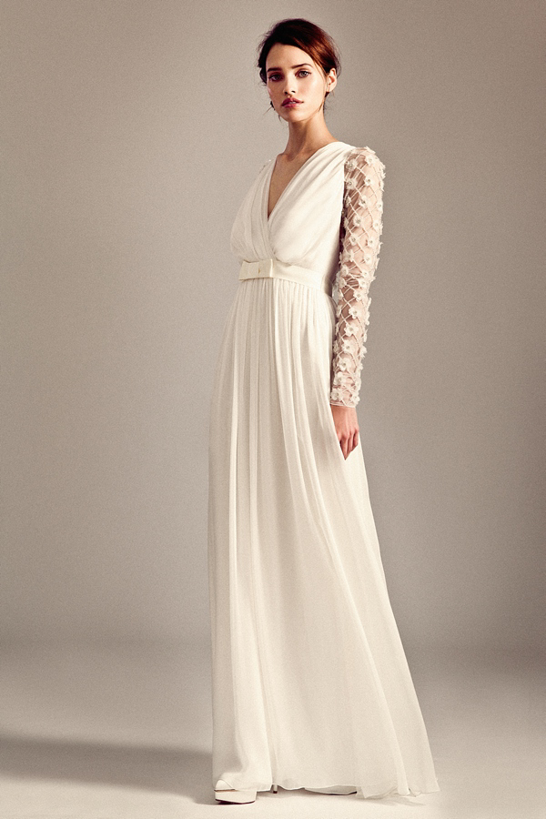 The Temperley Bridal Iris Collection For 2014 15 Love My Dress