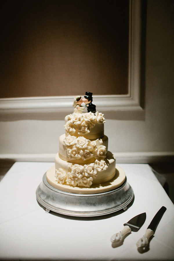 cheese wedding cake marks and spencer elie saab vintage for a chic winter wedding 12599