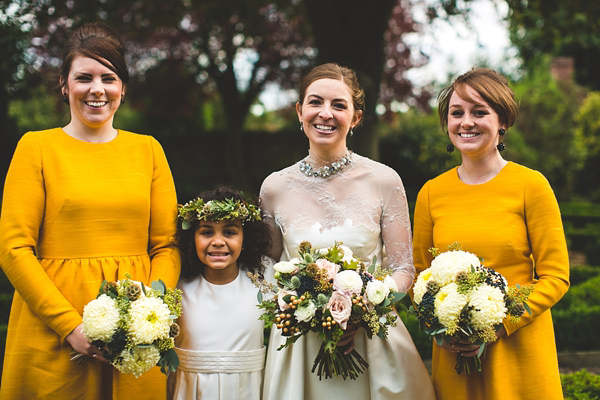 Aafbcafbecb Pi A Wonderful 1950s And 60s Inspired Mustard Yellow Autumn Wedding