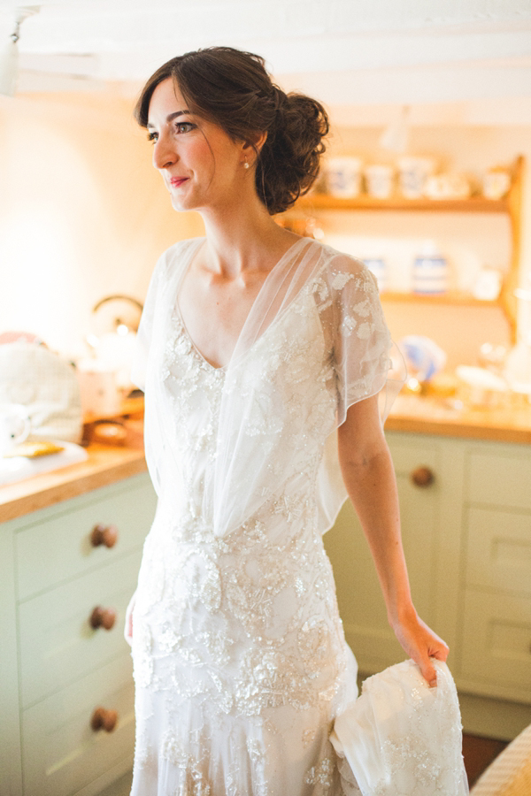 Aafbcafcab Pi Azalea By Jenny Packham And A Delicate Fl Crown For Bohemian Meets